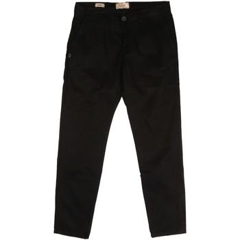 textil Herr Chinos / Carrot jeans Gaudi 921BU25008 Svart