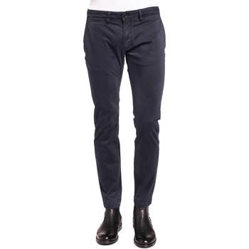 textil Herr Chinos / Carrot jeans Gaudi 921BU25008 Blå