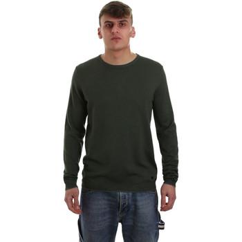 textil Herr Tröjor Gaudi 921BU53001 Grön