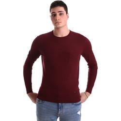 textil Herr Tröjor Gaudi 921BU53004 Röd