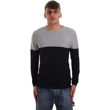 textil Herr Tröjor Gaudi 921BU53010 Blå