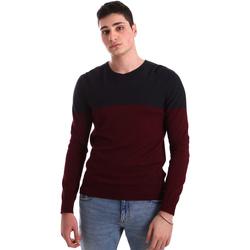 textil Herr Tröjor Gaudi 921BU53010 Röd