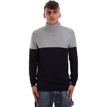 textil Herr Tröjor Gaudi 921BU53011 Blå