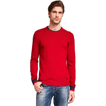 textil Herr Tröjor Gaudi 921BU53012 Röd