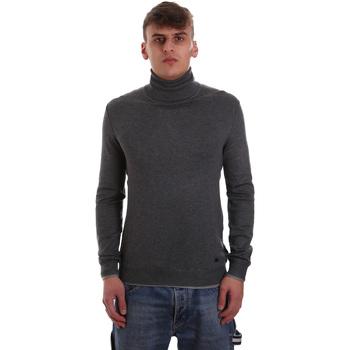 textil Herr Tröjor Gaudi 921BU53040 Grå