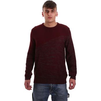 textil Herr Tröjor Gaudi 921BU53049 Röd