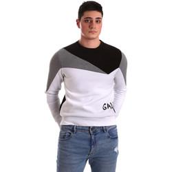 textil Herr Sweatshirts Gaudi 921BU64049 Vit