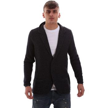 textil Herr Koftor / Cardigans / Västar Antony Morato MMSW00949 YA200061 Blå