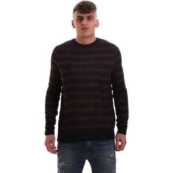 textil Herr Tröjor Antony Morato MMSW00972 YA400113 Blå
