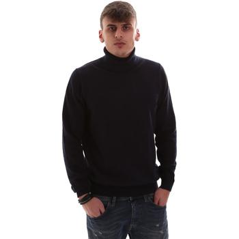textil Herr Tröjor Antony Morato MMSW00975 YA200055 Blå