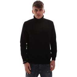textil Herr Tröjor Antony Morato MMSW00977 YA200055 Svart