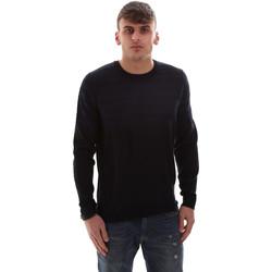 textil Herr Tröjor Antony Morato MMSW00994 YA400006 Blå