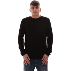 textil Herr Tröjor Antony Morato MMSW00998 YA200038 Svart