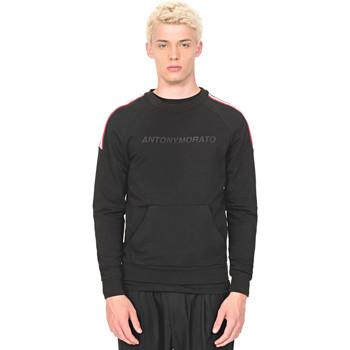 textil Herr Sweatshirts Antony Morato MMFL00549 FA150048 Svart