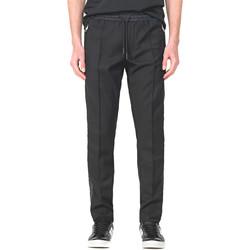 textil Herr Joggingbyxor Antony Morato MMTR00513 FA600012 Svart