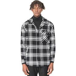 textil Herr Långärmade skjortor Antony Morato MMSL00555 FA410113 Svart