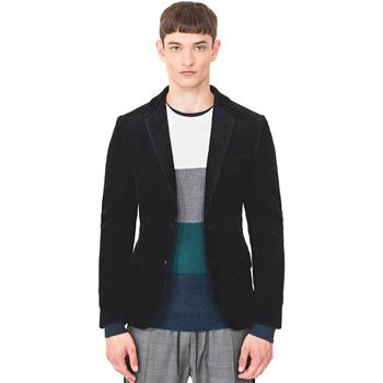 textil Herr Jackor & Kavajer Antony Morato MMJA00406 FA300011 Blå