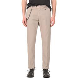 textil Herr Chinos / Carrot jeans Antony Morato MMTR00526 FA800094 Beige