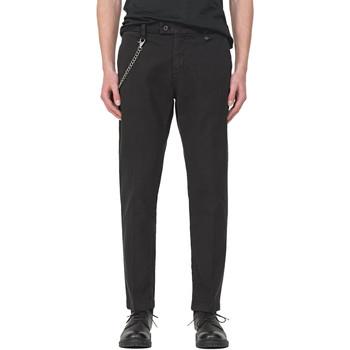 textil Herr Chinos / Carrot jeans Antony Morato MMTR00526 FA800094 Svart