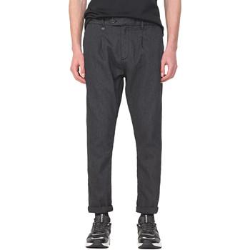 textil Herr Chinos / Carrot jeans Antony Morato MMTR00500 FA850205 Svart