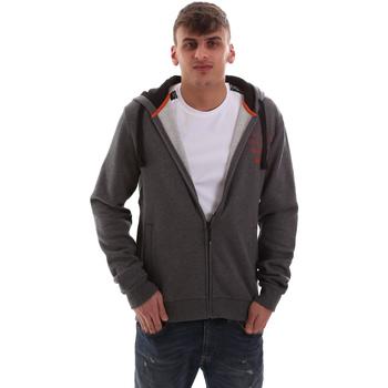 textil Herr Sweatshirts Ea7 Emporio Armani 6GPM20 PJ07Z Grå