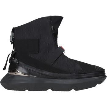 Skor Herr Höga sneakers Ea7 Emporio Armani X8Z020 XK123 Svart