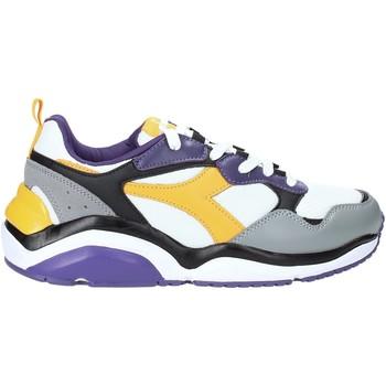 Skor Herr Sneakers Diadora 501.174340 Vit