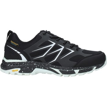 Skor Herr Sneakers Lumberjack SM71711 001 N47 Svart