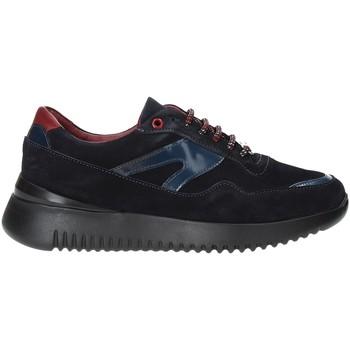 Skor Herr Sneakers Exton 335 Blå