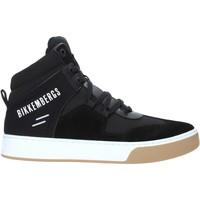 Skor Herr Höga sneakers Bikkembergs B4BKM0038 Svart