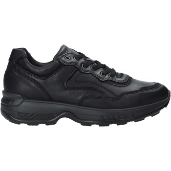 Skor Herr Sneakers IgI&CO 4114300 Svart