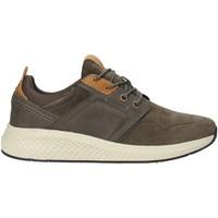 Skor Herr Sneakers Wrangler WM92140A Grön