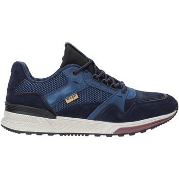 Skor Herr Sneakers Wrangler WM92200A Blå