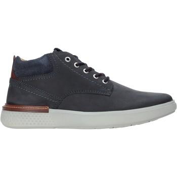 Skor Herr Höga sneakers Wrangler WM92101A Blå