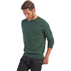 textil Herr Tröjor La Martina OMS005 YW020 Grön