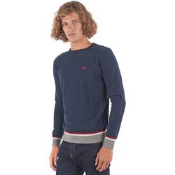 textil Herr Tröjor La Martina OMS021 YW025 Blå