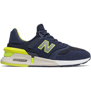 Skor Herr Sneakers New Balance NBMS997RH Blå