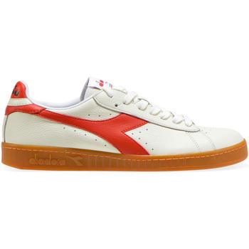 Skor Herr Sneakers Diadora 501.172.526 Vit