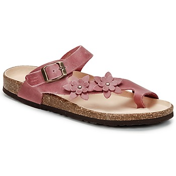 Skor Dam Flip-flops Dream in Green MINIK FUCHSIA