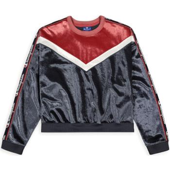 textil Dam Sweatshirts Champion 112276 Blå