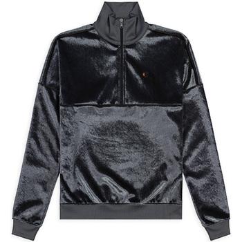 textil Dam Sweatshirts Champion 112278 Svart