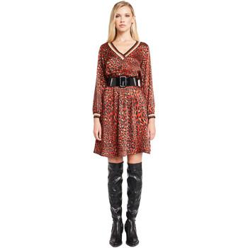 textil Dam Korta klänningar Denny Rose 921ND15008 Röd