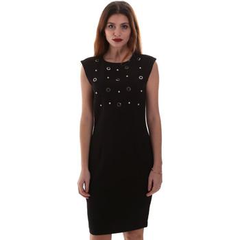 textil Dam Korta klänningar Gaudi 921FD15004 Svart