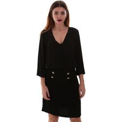textil Dam Korta klänningar Gaudi 921FD15037 Svart