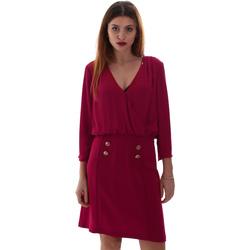 textil Dam Korta klänningar Gaudi 921FD15037 Rosa