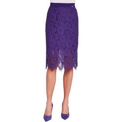 textil Dam Kjolar Gaudi 921FD75003 Violett