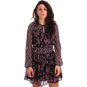 textil Dam Korta klänningar Gaudi 921BD15013 Blå
