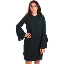 textil Dam Korta klänningar Gaudi 921BD15025 Grön