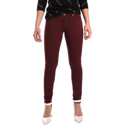 textil Dam Skinny Jeans Gaudi 921BD25002 Röd