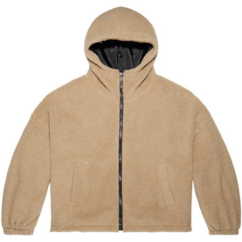 textil Dam Sweatshirts Converse 10019263-A01 Brun